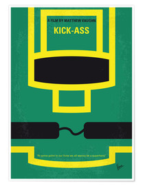 Premium-plakat Kick-Ass