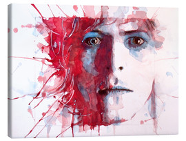 Lærredsbillede  The Prettiest Star: David Bowie - Paul Lovering