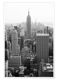 Premium-plakat  Skyskrabere i New York City, USA