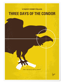Premium-plakat Three Days Of The Condor