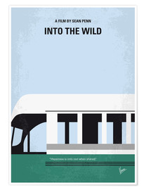 Premium-plakat Into the Wild