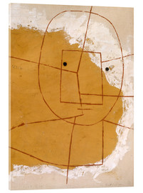Akrylbillede  One Who Understands - Paul Klee