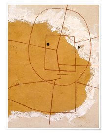 Premium-plakat  One Who Understands - Paul Klee