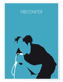 Premium-plakat The Prodigy - Firestarter