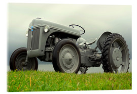 Akrylbillede  The Ford 2N tractor