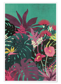 Premium-plakat  Tropical Tendencies - littleclyde