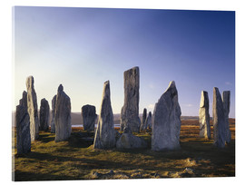Akrylbillede  Rock of Callanish - Thonig