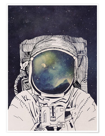 Premium-plakat  Dreaming of Space - Tracie Andrews