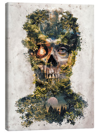 Lærredsbillede  The Forest of Death - Barrett Biggers