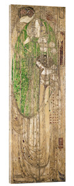 Akrylbillede  O Ye All Ye That Walk in Willow Wood - Margaret MacDonald Mackintosh