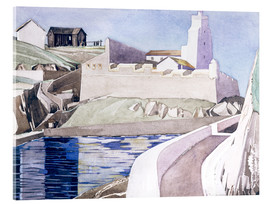 Akrylbillede  The Lighthouse - Charles Rennie Mackintosh