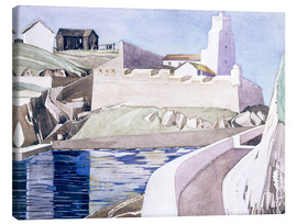 Lærredsbillede  The Lighthouse - Charles Rennie Mackintosh