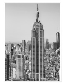 Premium-plakat  Udsigt over New York City