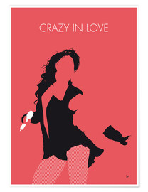 Premium-plakat Crazy In Love - Beyonce