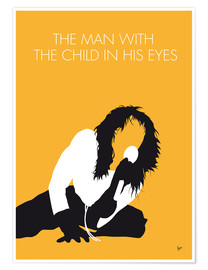 Premium-plakat Kate Bush - The Man With The Child In His Eyes