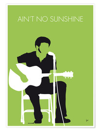Premium-plakat Bill Withers - Ain't No Sunshine