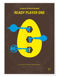 Premium-plakat Ready Player One