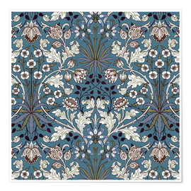 Premium-plakat  Hyacinth - William Morris