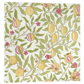 Akrylbillede  Fruit or Pomegranate - William Morris