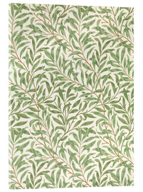 Akrylbillede  Willow - William Morris
