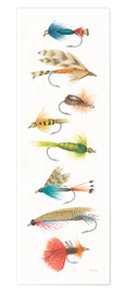 Premium-plakat Gone Fishing X