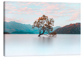 Lærredsbillede  The wanaka tree - Nicky Price