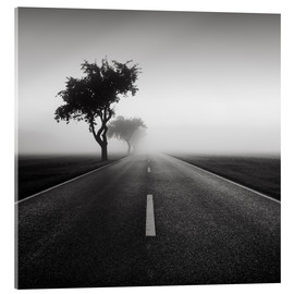 Akrylbillede  Road to nowhere - Thomas Wegner