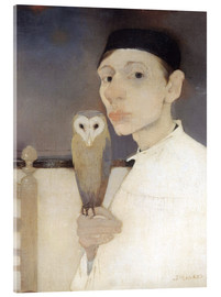 Akrylbillede  Jan Mankes - Jan Mankes
