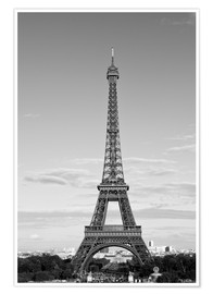 Premium-plakat Eiffel Tower PARIS IX